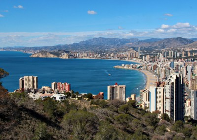 Beautiful surroundings of Benidorm – Eric Barbe