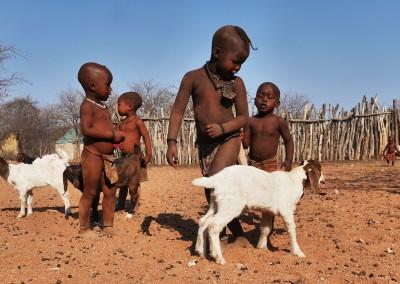 Namibië en Botswana boven de capricorn – Raphaël Lagae