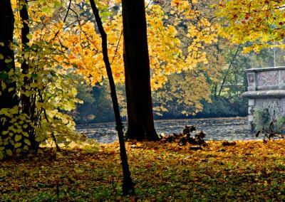 Ergens in een park – Eric Barbe