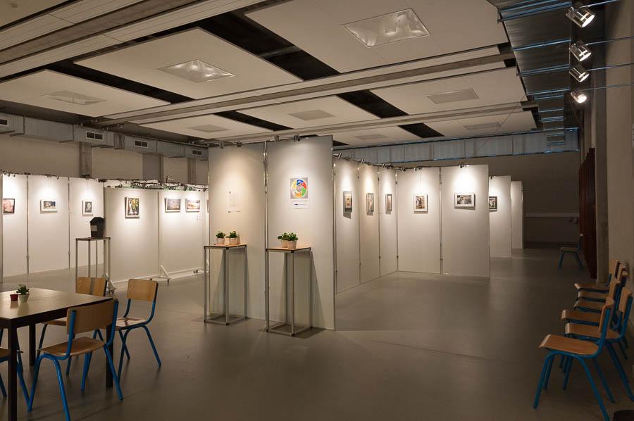 Fototentoonstelling Digitaal Zien Lauwe in Zaal Barthel in Rekkem