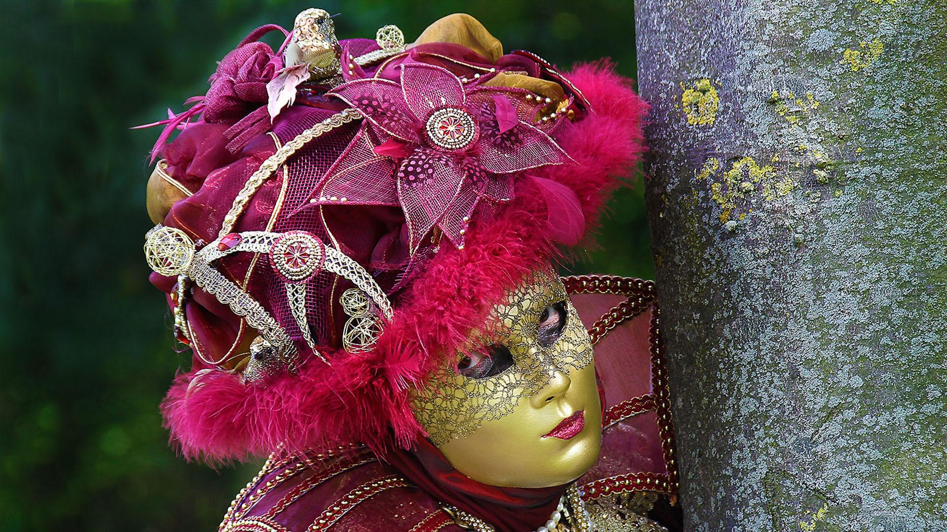 Mascarada-Veneziano