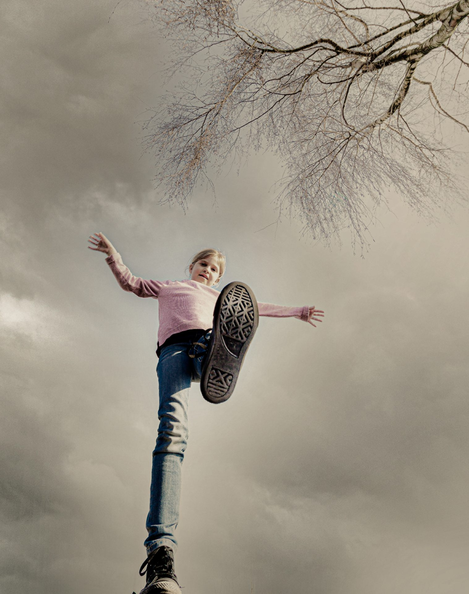 Challenge van de maand februari 2021: Zelfportret - Sonja Roelens
